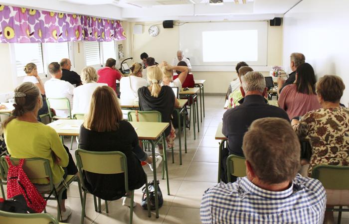 Koulun kokous