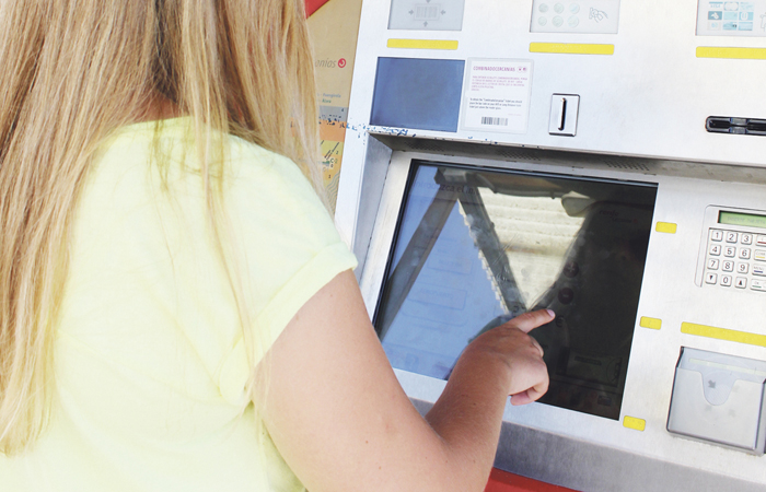 RENFEautomaatti