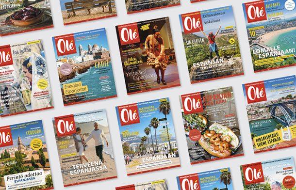 Ole-lehti Espanjasta