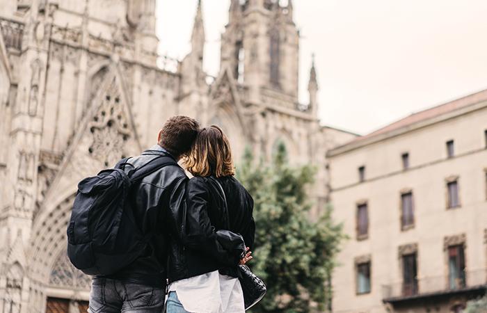 Espanjan romanttisin paikka