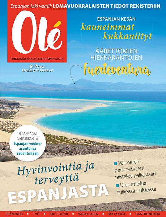 Olé-lehti 6-7/2021